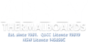 Abbey Thermalboards Wall Cladding since 1981 for Queensland, Northern New South Wales