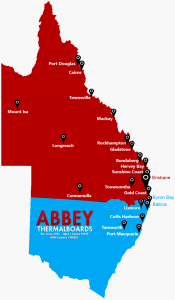 Cladding Queensland Northern New South Wales - Abbey Thermalboards