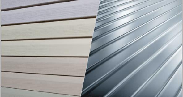 Aluminium Cladding Vinyl Cladding Abbey Thermalboards
