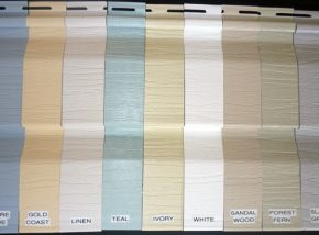 Vinyl Cladding Colours Abbey Thermalboards 2018