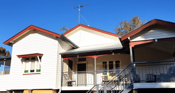 Vinyl Cladding House | Abbey Thermalboards | Stops Painting