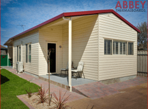 Vinyl Cladding, Modern, Stylish, Affordable - Abbey Thermalboards