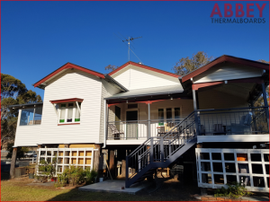 Vinyl Cladding with Insulation - Abbey Thermalboards