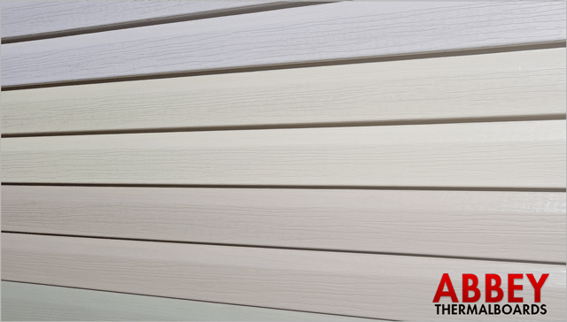 Vinyl Cladding | House Wall Exterior Cladding Abbey Thermalboards