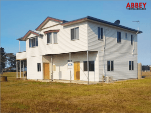 Abbey-Thermalboard-Vinyl-Cladding-Completed-House-Mackay