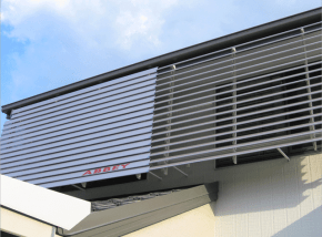 Abbey Aluminium Awnings, Adjustable Louvres