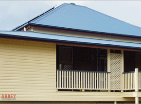 Vinyl Cladding House Abbey Thermalboards Bundaberg
