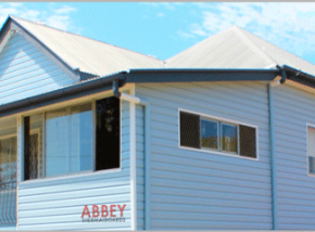 Vinyl Cladding House Abbey Thermalboards Gympie