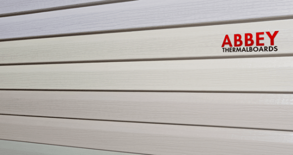 Vinyl Cladding for House Exterior Wall | Abbey Thermalboards