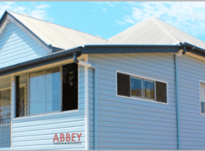 Vinyl Cladding House - Toowoomba | Abbey Thermalboards