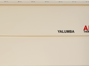 Abbey Thermalboards Aluminium Cladding Colour Yalumba