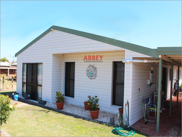 Exterior Cladding protects your home | Abbey Thermalboards