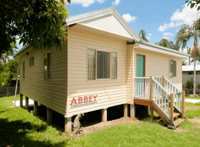 Cladding Maryborough Homes - ABBEY House 8