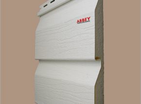 Sideview of ABBEY Vinyl Cladding with Insulation