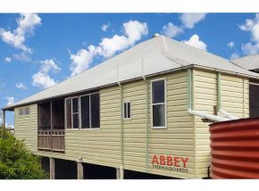 Cladding Maryborough Homes - ABBEY House