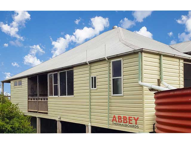 Cladding Maryborough Homes - ABBEY House