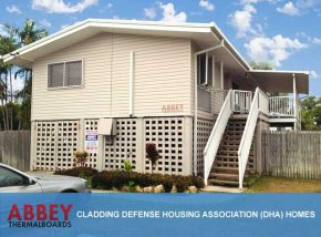 ABBEY Cladding Defense DHA House - Linen Colour