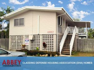 ABBEY Cladding Defense DHA House After Linen