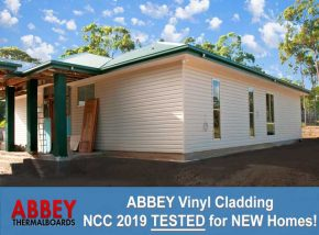 New Home Cladding by ABBEY Cladding