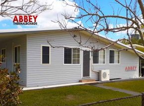 Cladding Gympie House Vinyl Cladding ABBEY Cladding