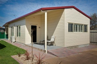 This Brisbane home owner was very satisfied with their finished cladding result!