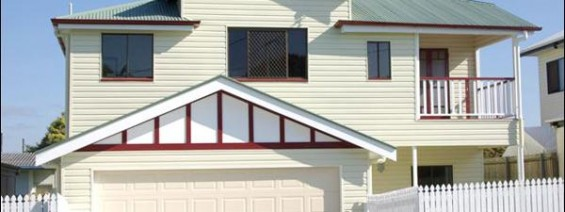 House cladding by Brisbane-based Abbey Thermalboards.