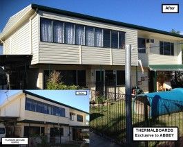 Insulated cladding daycare