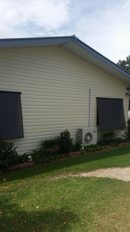 A beautiful transformation with Abbey's vinyl cladding on a Brisbane home!