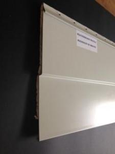 Smooth aluminium cladding thermalboard,
